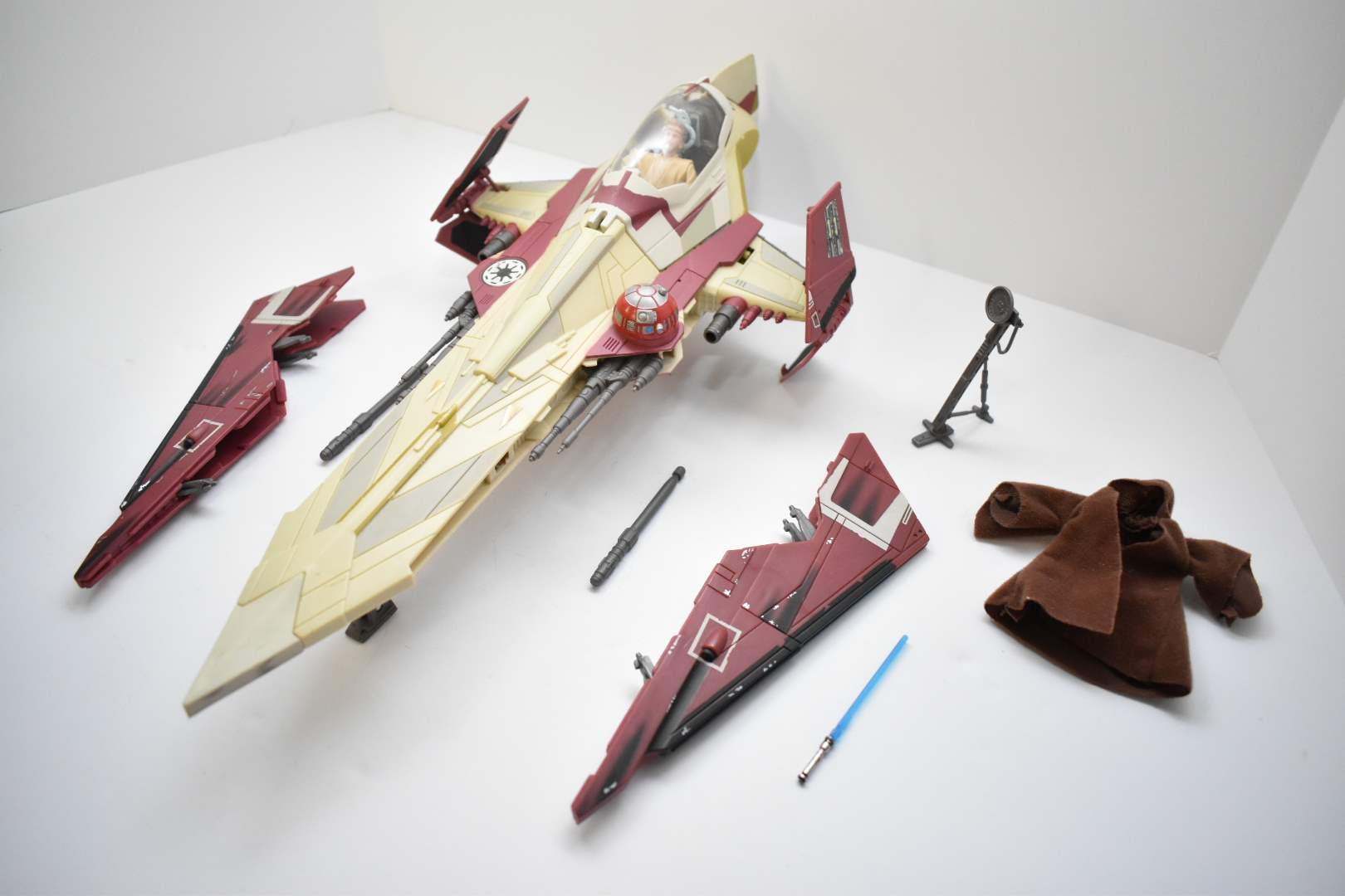 Vintage STAR WARS Obi-Wan Ship