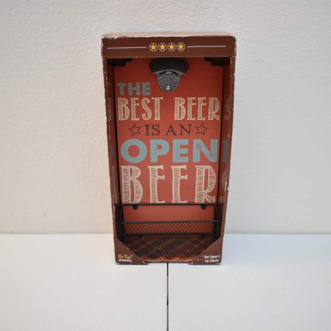 NEW Bottle Opener Wall Decoration