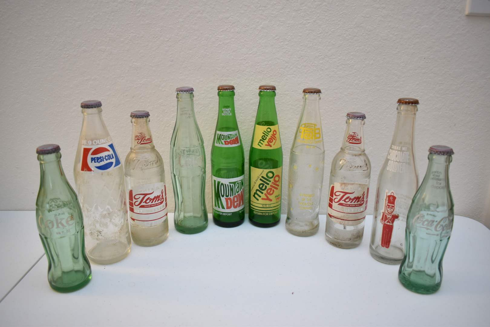 Vintage Soda Bottles #5