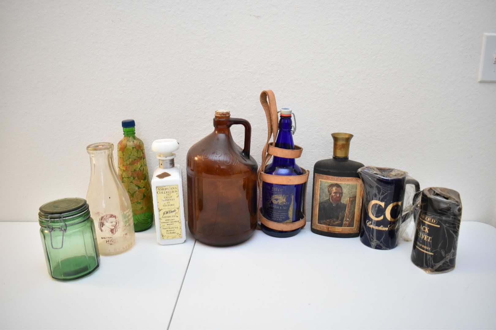 Vintage Bottles #9