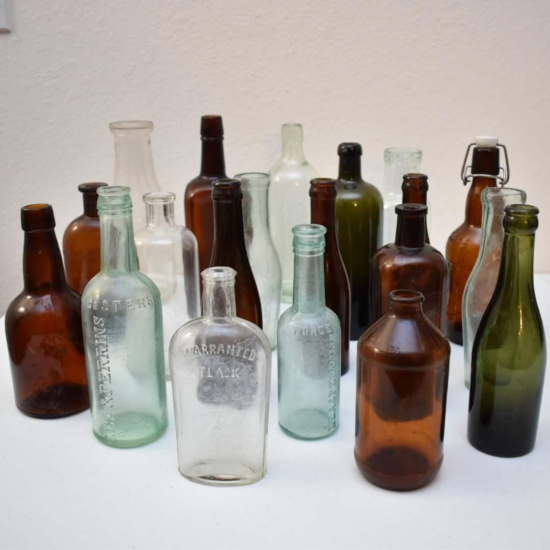 Vintage Bottles #10