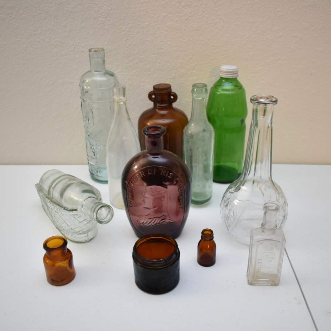Vintage Bottles #11