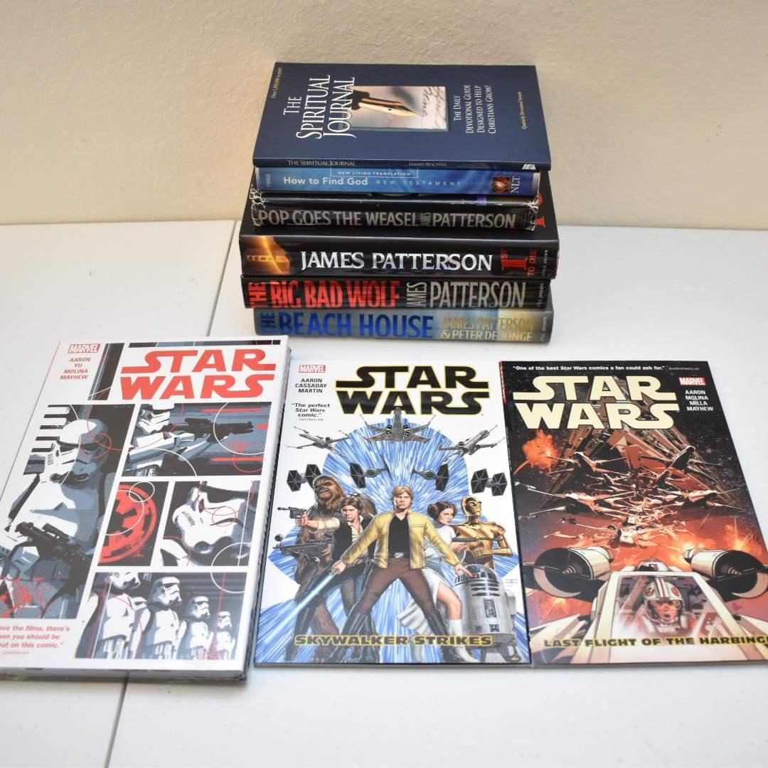Books & Star Wars Books
