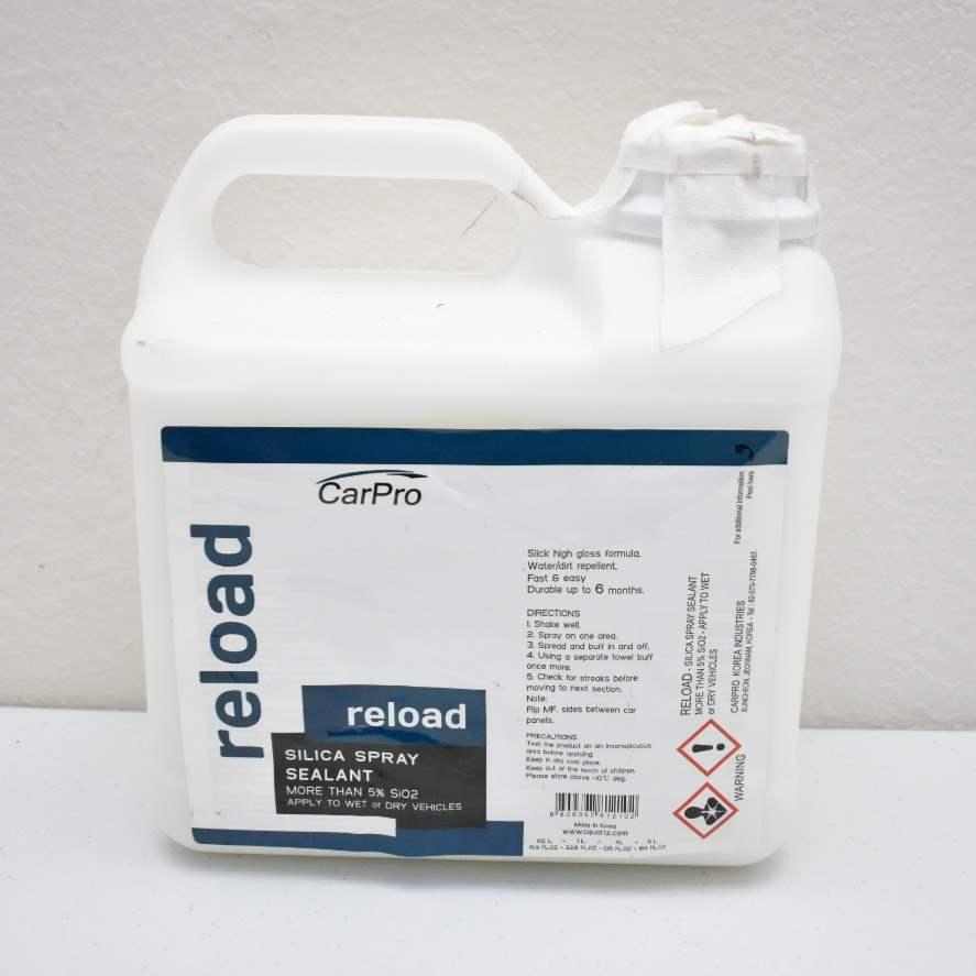*NEW* 4 L CarPro Reload Paint Sealant (over $200 new)