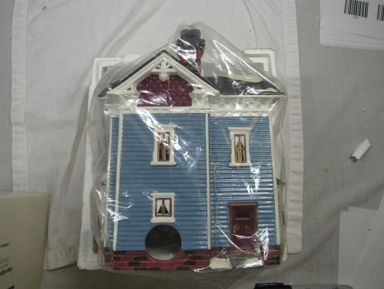 Lot # 60  Dept 56 house no light (main image)