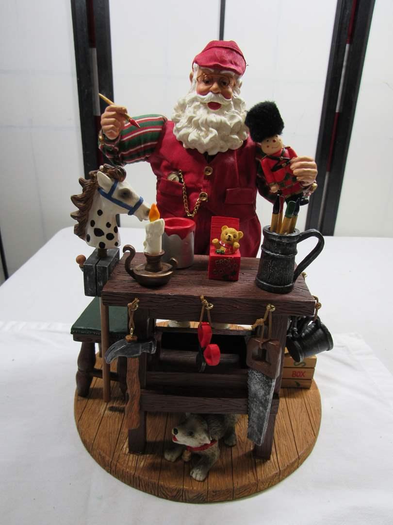 Lot # 298  Great Santa Bar tender (main image)