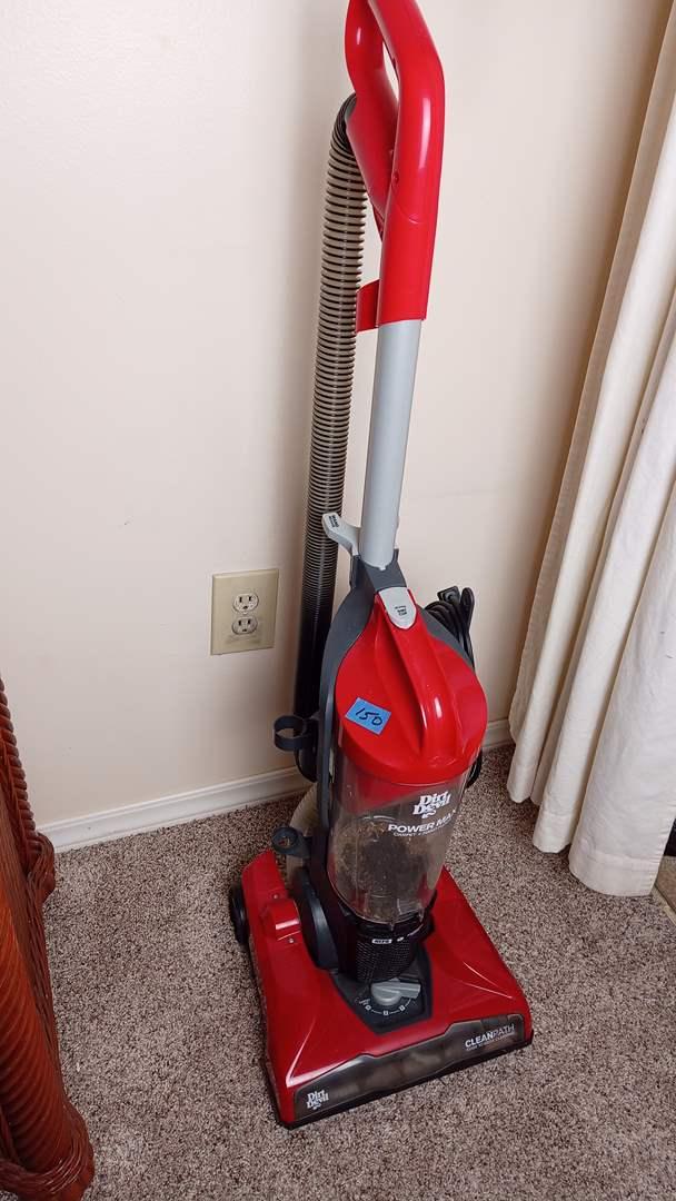 Lot # 150 Dirt Devil Upright Vacuum Power Max