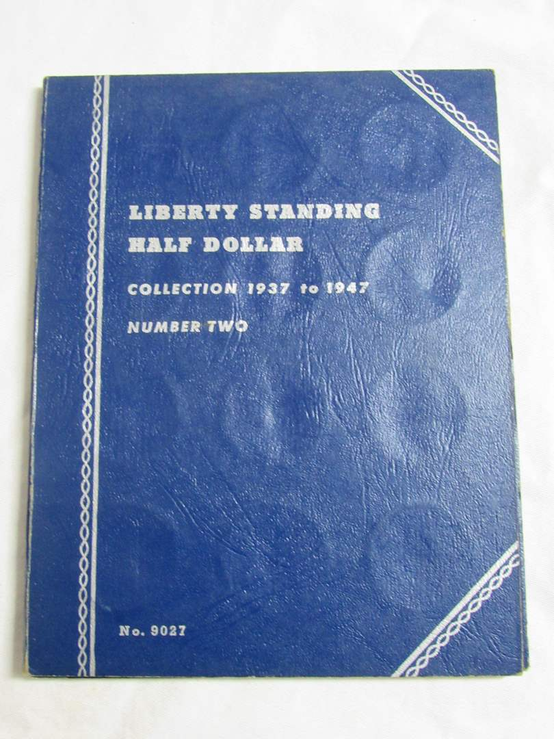 Lot # 140  WOW LARGE 16 Standing Liberty 90% silver half dollars (various dates & condition) (main image)