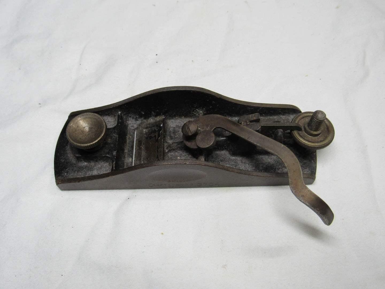 Lot # 259  Craftsman vintage #3704 plane (main image)