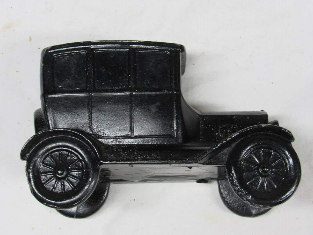 Lot # 276  Cast Iron antique truck (not complete) (main image)