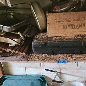 Auction Thumbnail for: Lot # 164 Lot of Various Garage Needs