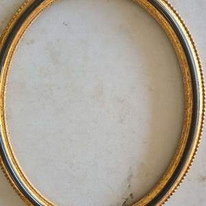 Auction Thumbnail for: Lot # 128 Pretty Vintage Style Frame-No Glass