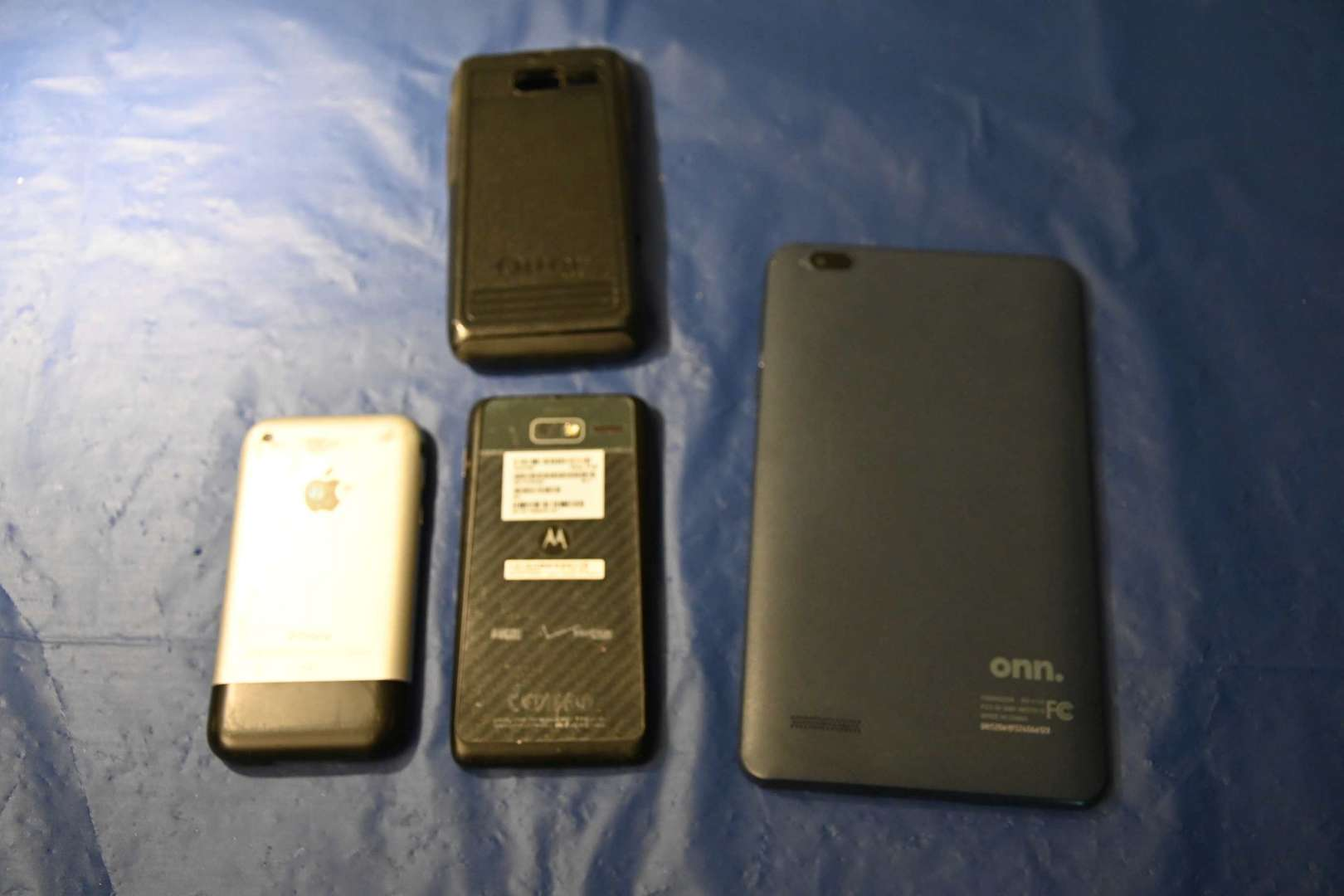 Lot # 63 Cell phone lot (at least 1 working)