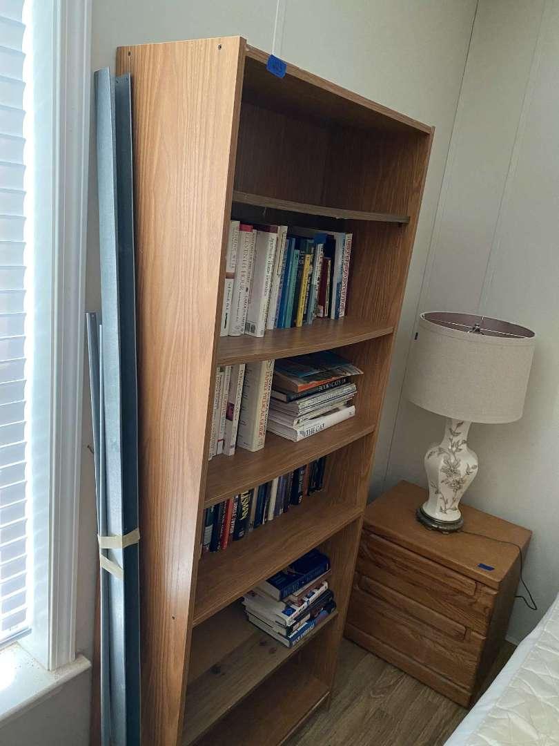 Lot # 223 Bookcase