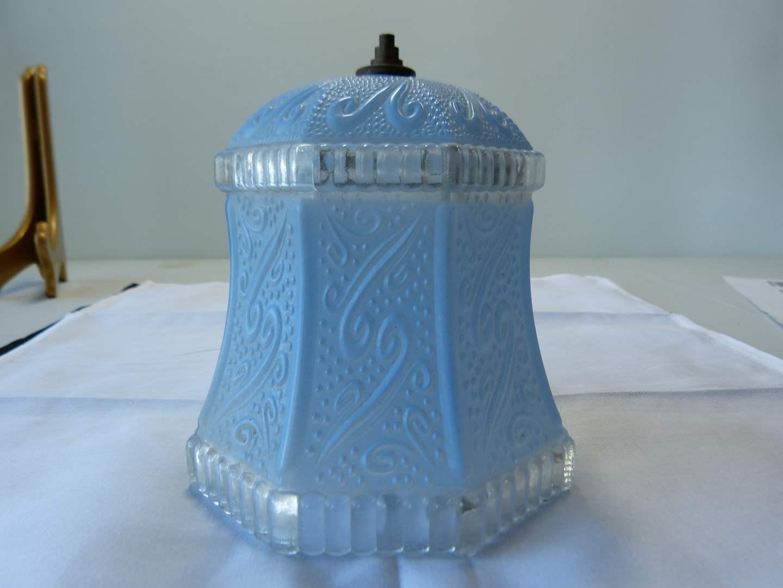 Lot # 22  Great Deco Boudior lamp shade (great condition) (main image)
