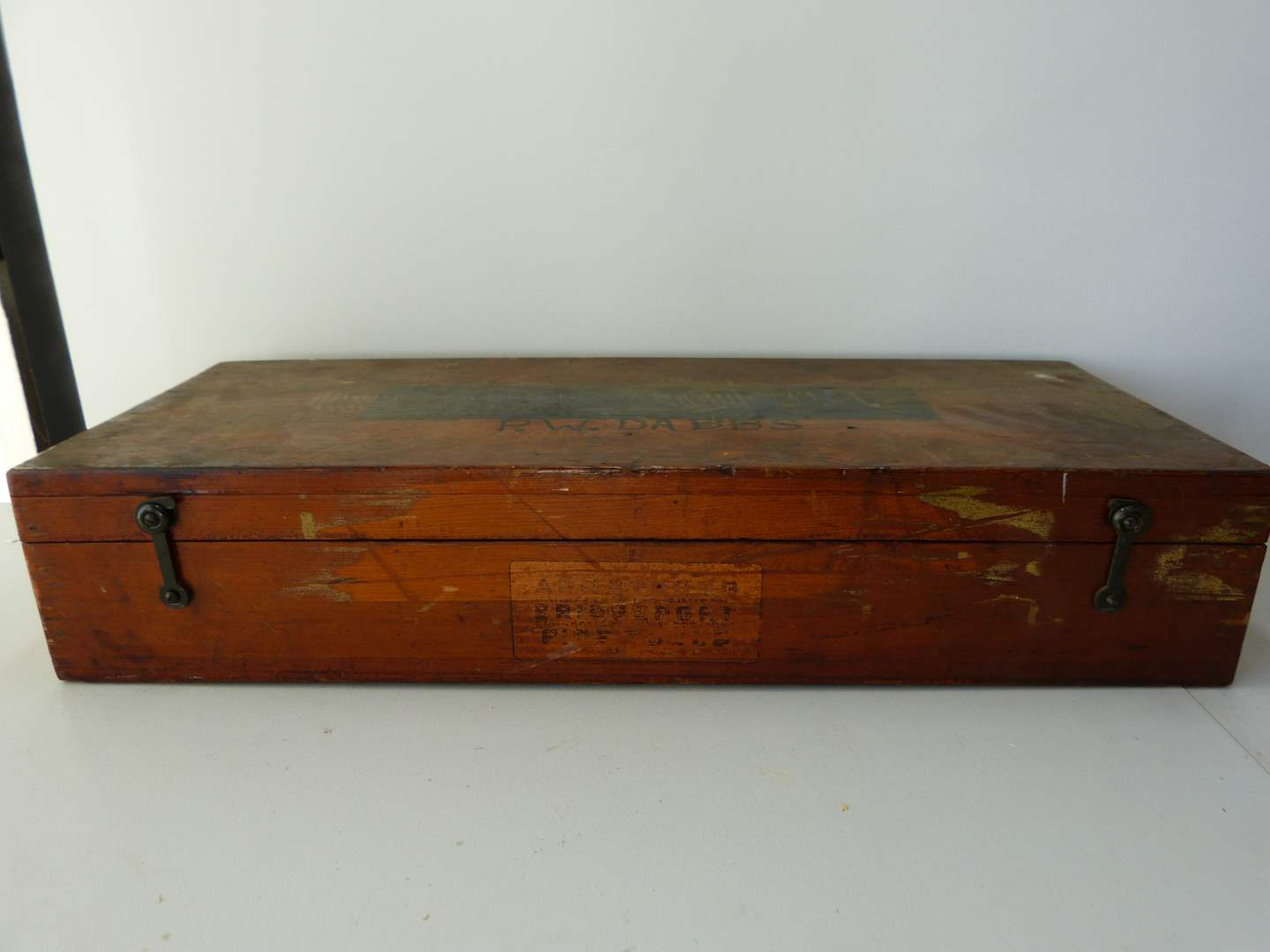Lot # 129  LARGE collection of Threadwell Greenfield cut & die set (appears complete) (main image)