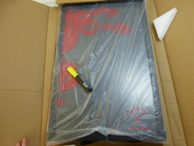 Lot # 148  NEW Fireball LED Writing Board (main image)