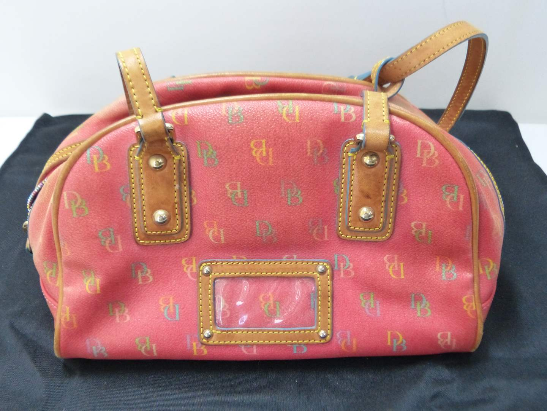 Lot # 197  Guaranteed original Dooney & Burke ladie's purse (main image)