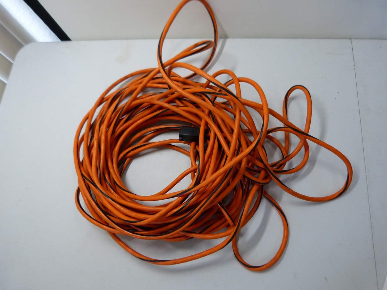 Lot # 247  Heavy duty extension cord (main image)