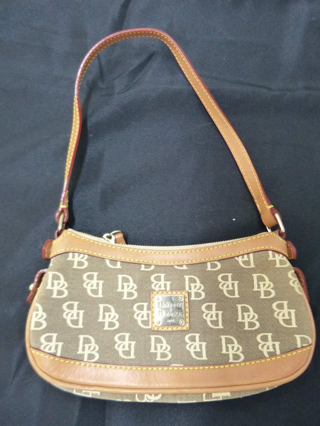 Lot # 202  Authentic Dooney & Burke purse (main image)