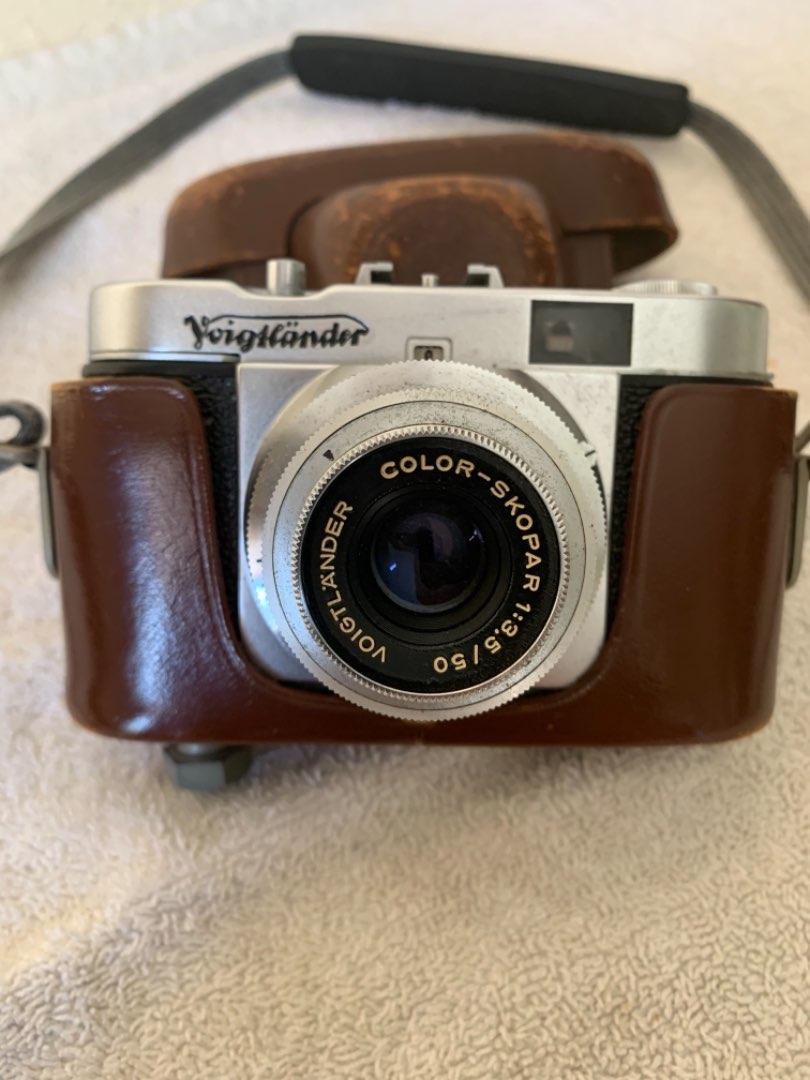Lot # 14 Very Nice & Clean Voigtlander Vito B Camera