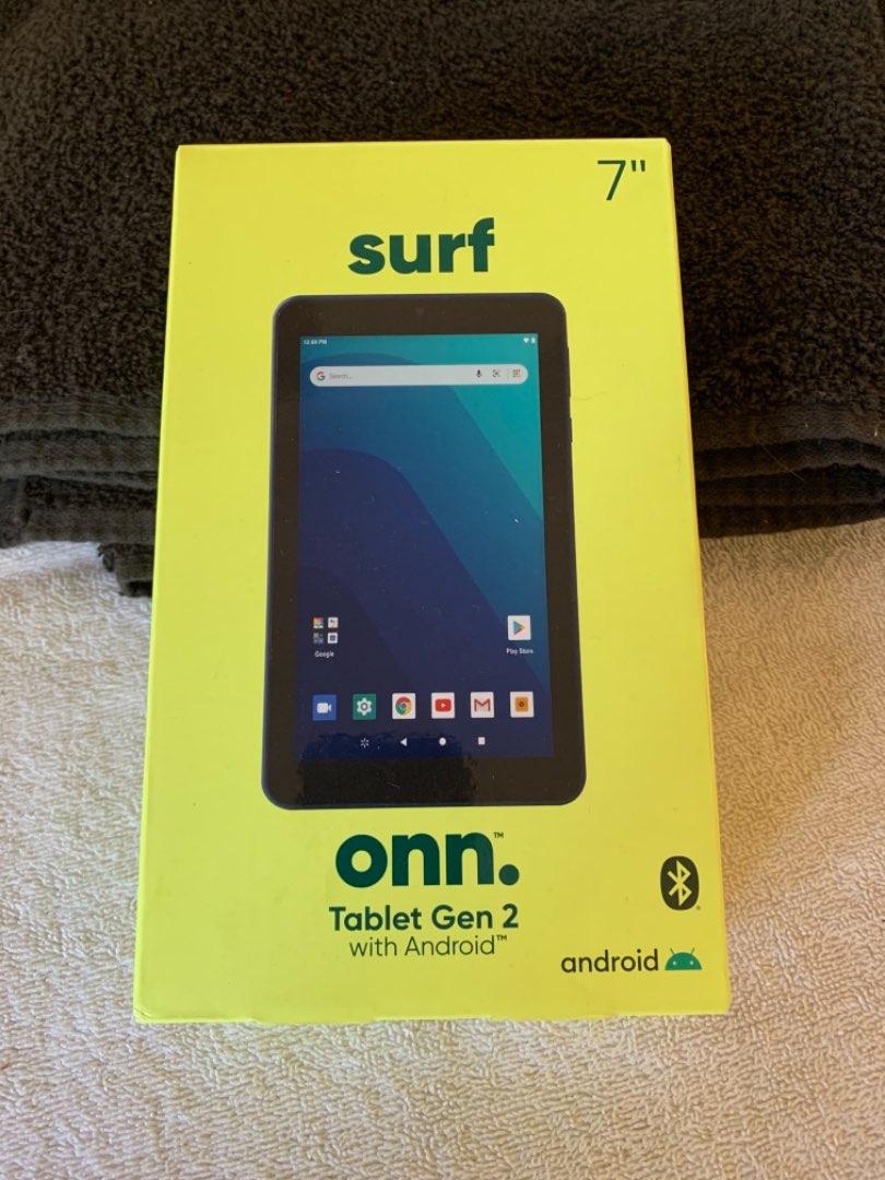 Lot # 80 NIB ONN Tablet Gen 2 With Android. Box Still Sealed