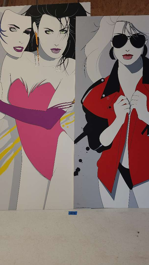 Lot # 8 Lot of 3 Signed & Numbered Lithographs
