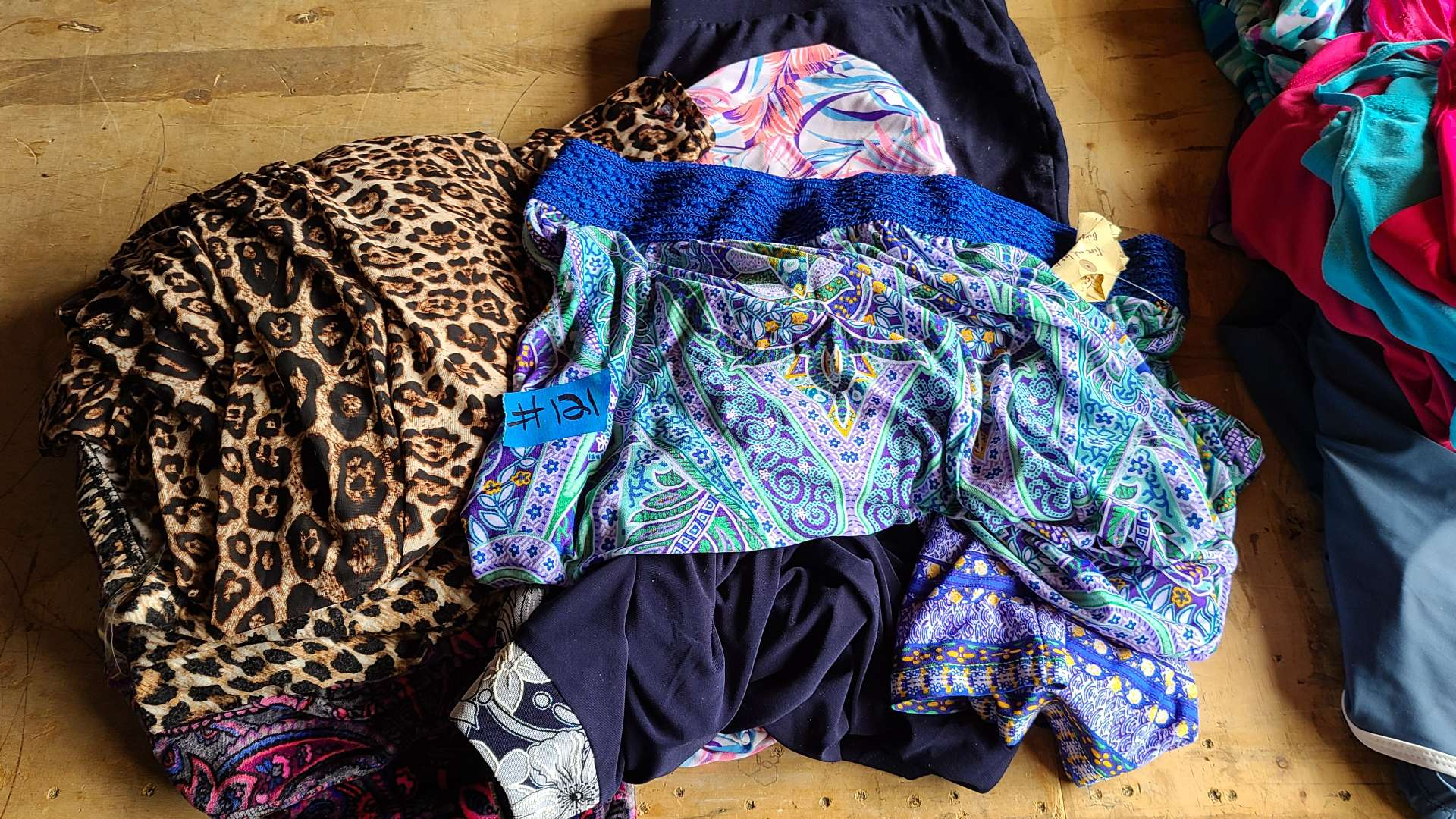 Lot # 121 Lot of Womens Clothing (1XL-2XL)
