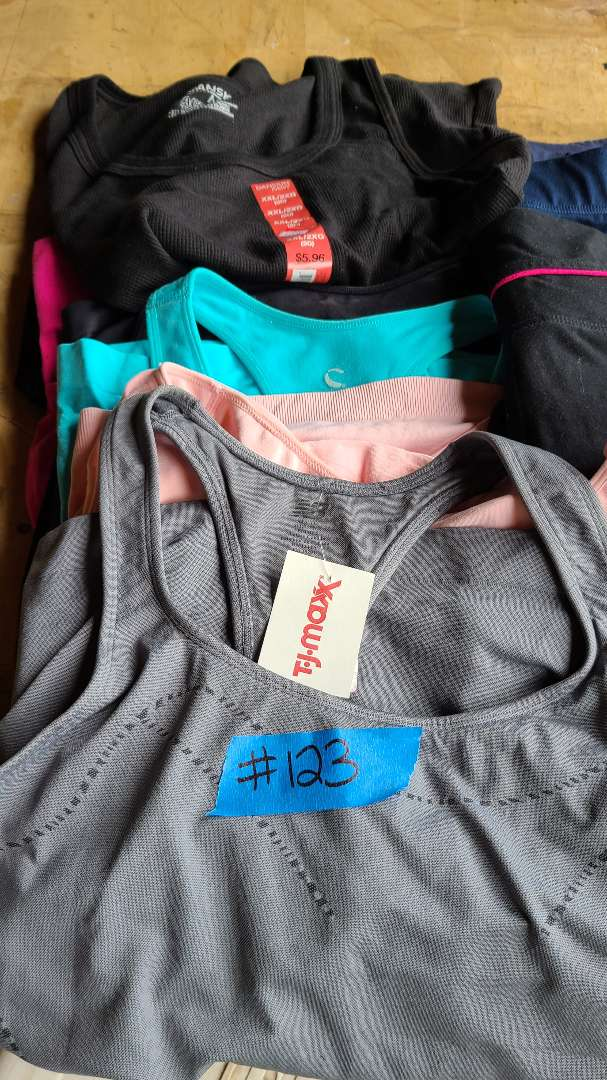 Lot # 123 Lot of Womens Clothes