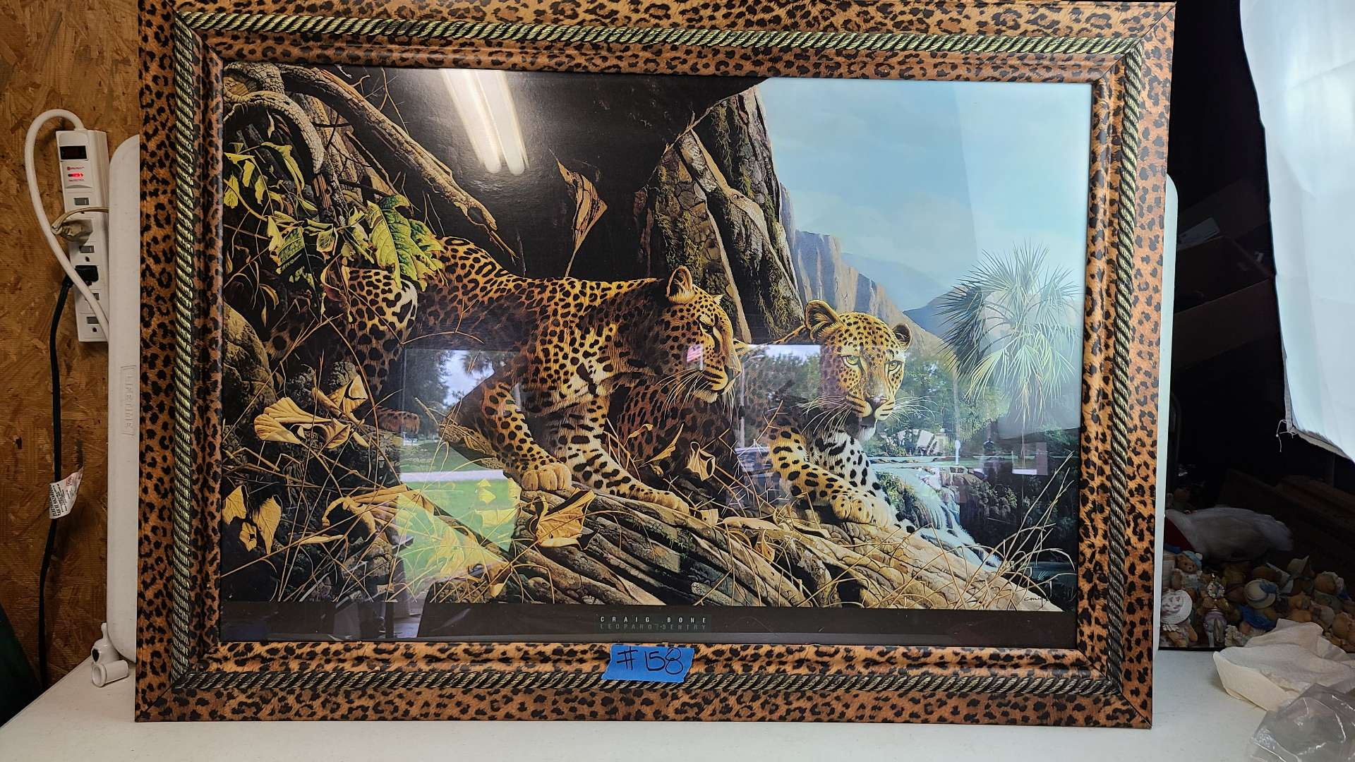 Lot # 158 Cheeta Poster