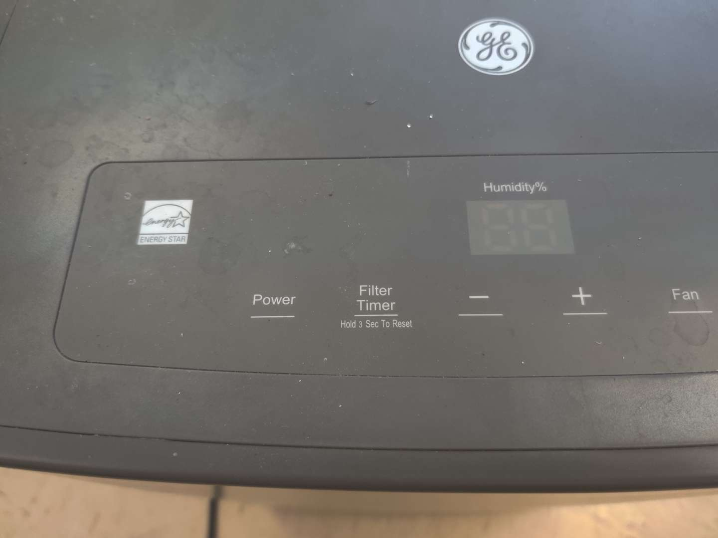 # 182 general electric dehumidifier energy saver works great