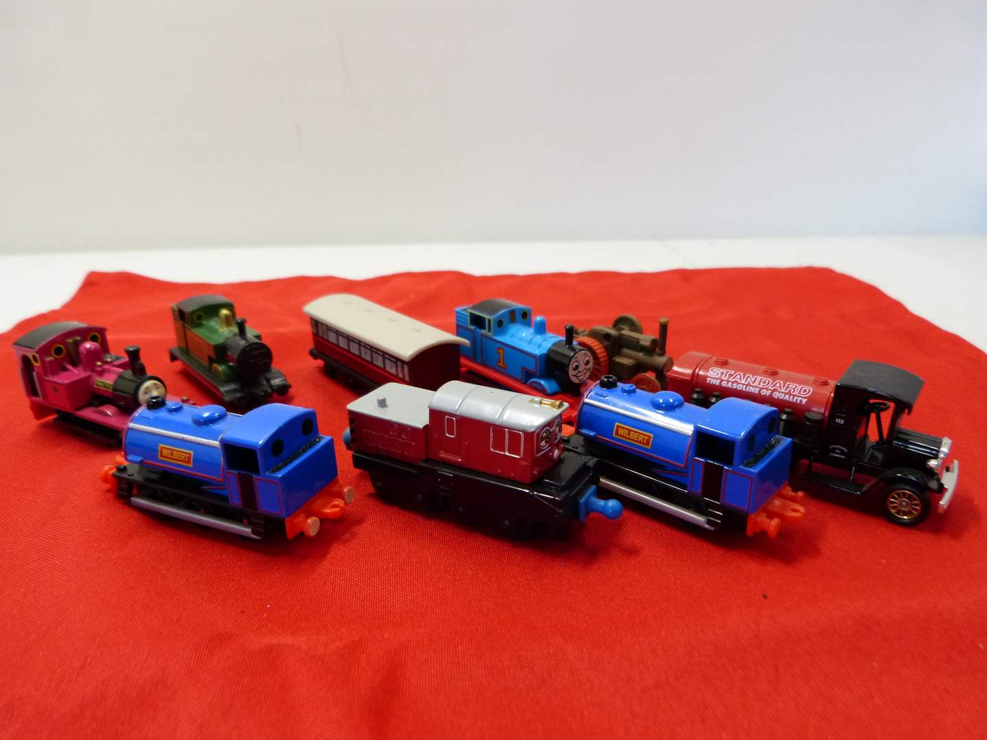 Lot # 211  Collection of Thomas the Train