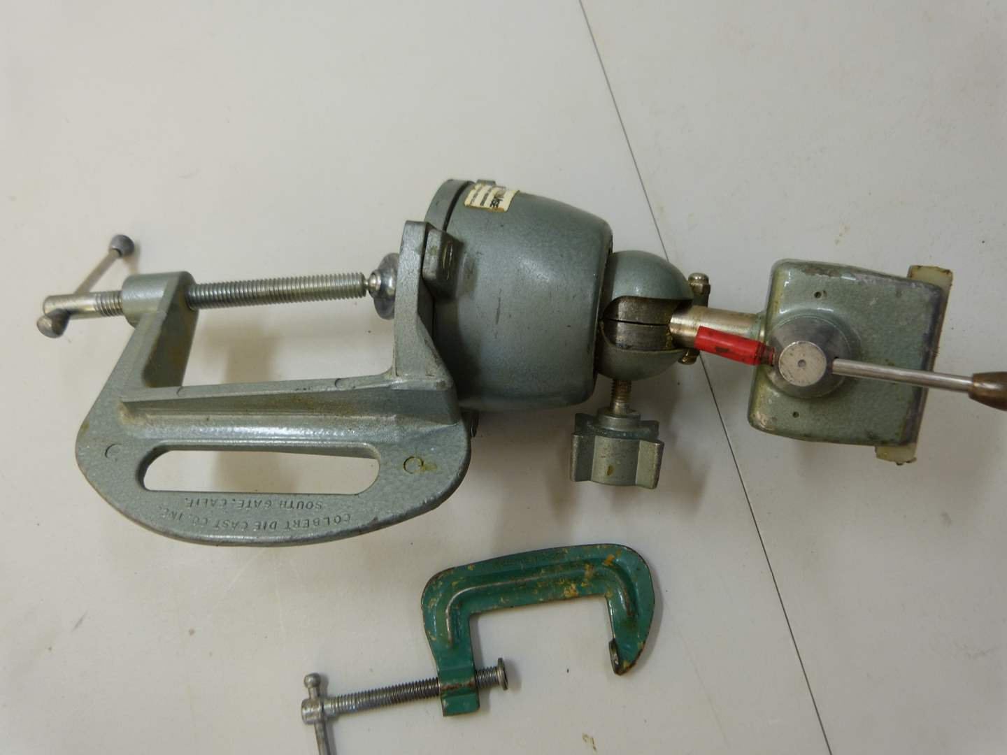 Lot # 292  Specialty Pana Vise Model 311