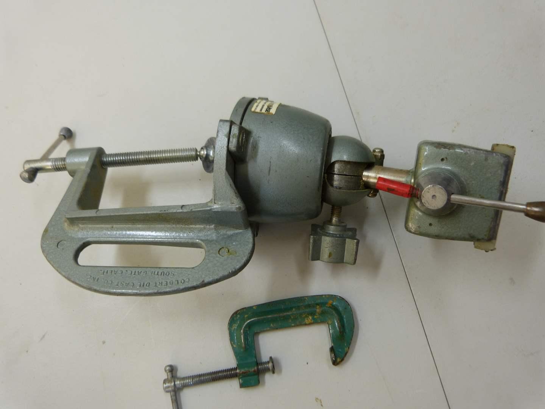 Lot # 292  Specialty Pana Vise Model 311 (main image)