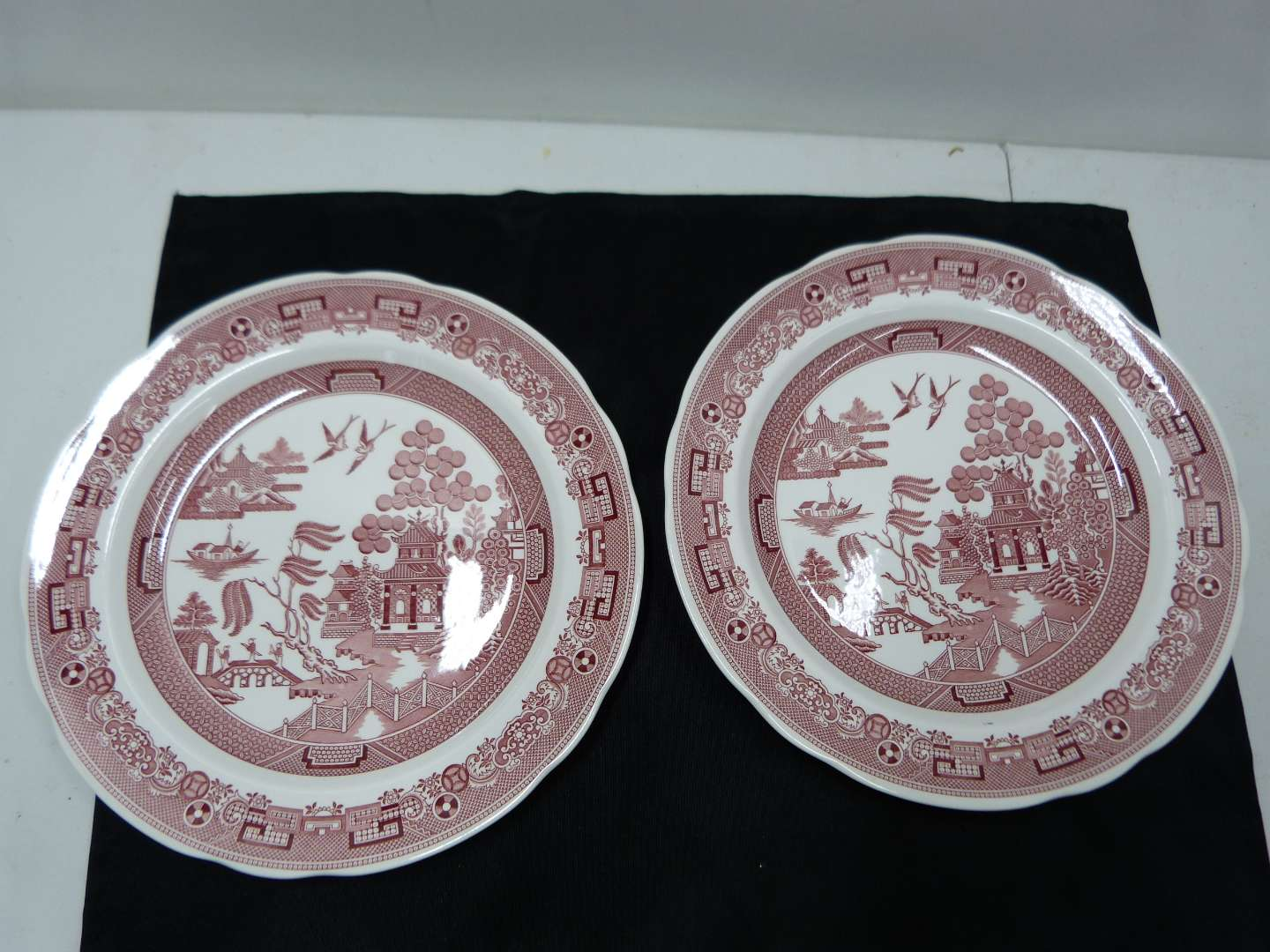 Lot # 130  Nice collection of Made in England porcelain