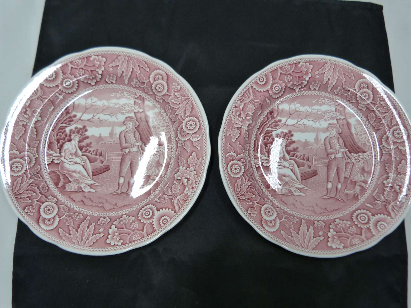 Lot # 131 Nice collection of Made in England porcelain  (main image)