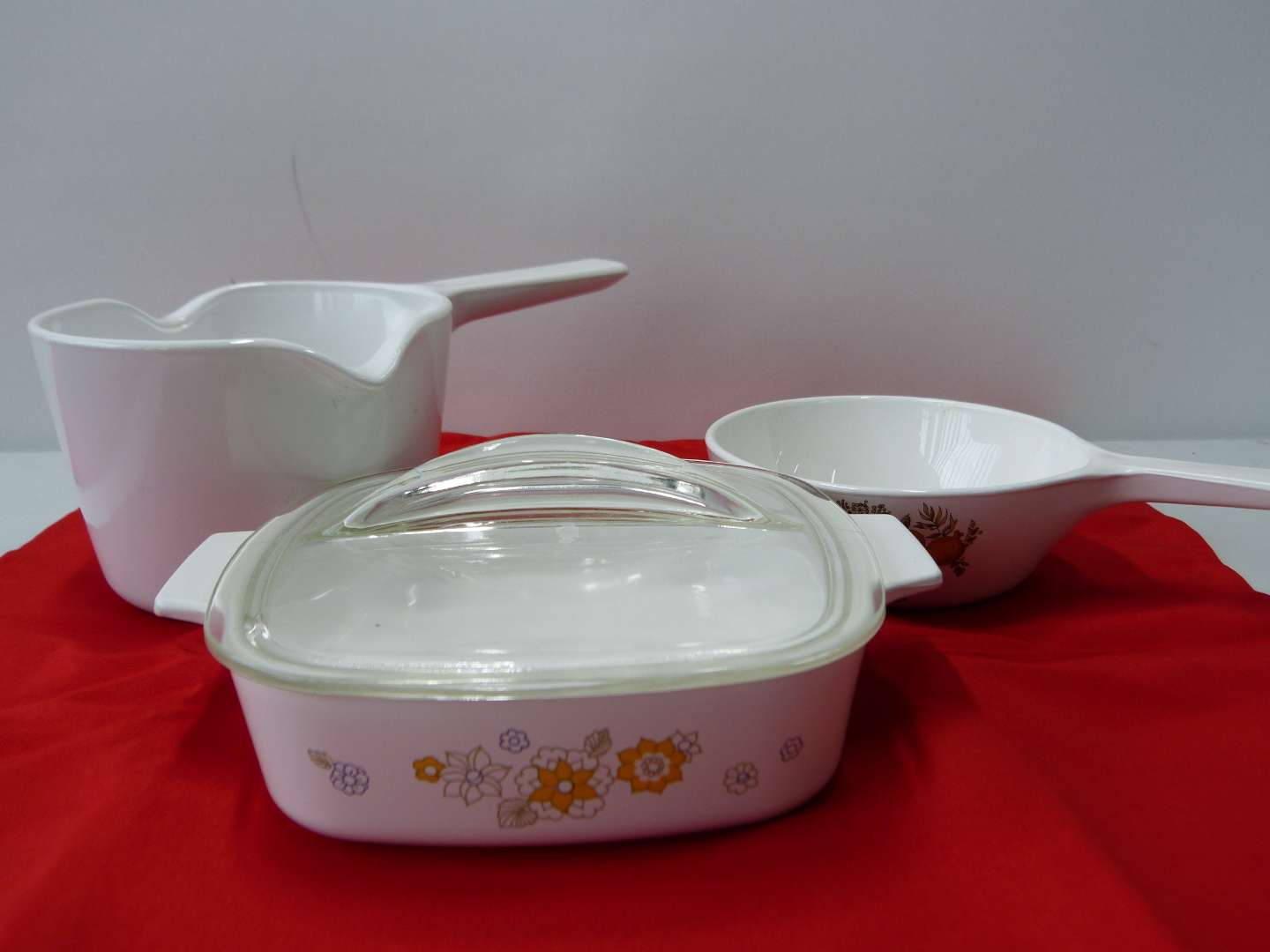 Lot # 39  Collection of Corning Ware