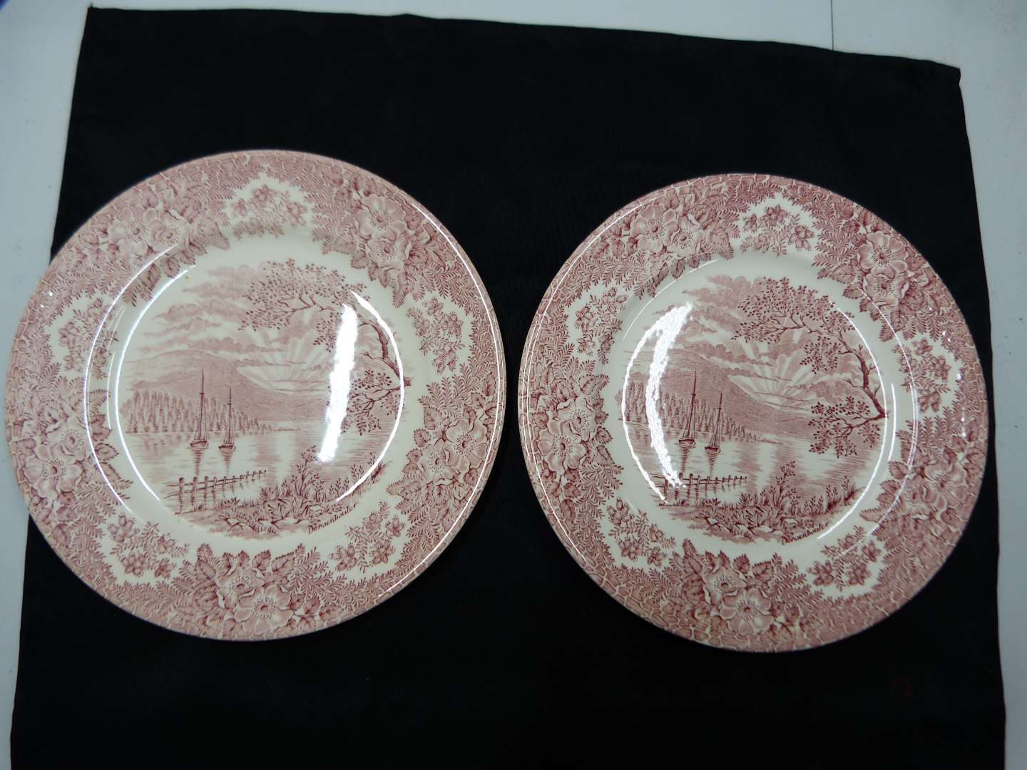 Lot # 124  Nice collection of Made in England porcelain