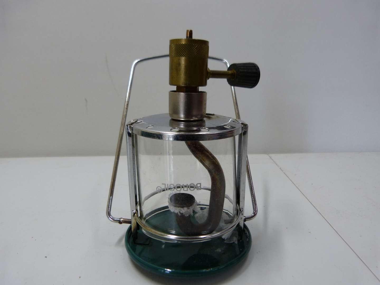 Lot # 177  Vintage camping lantern (propane) will need new mantel