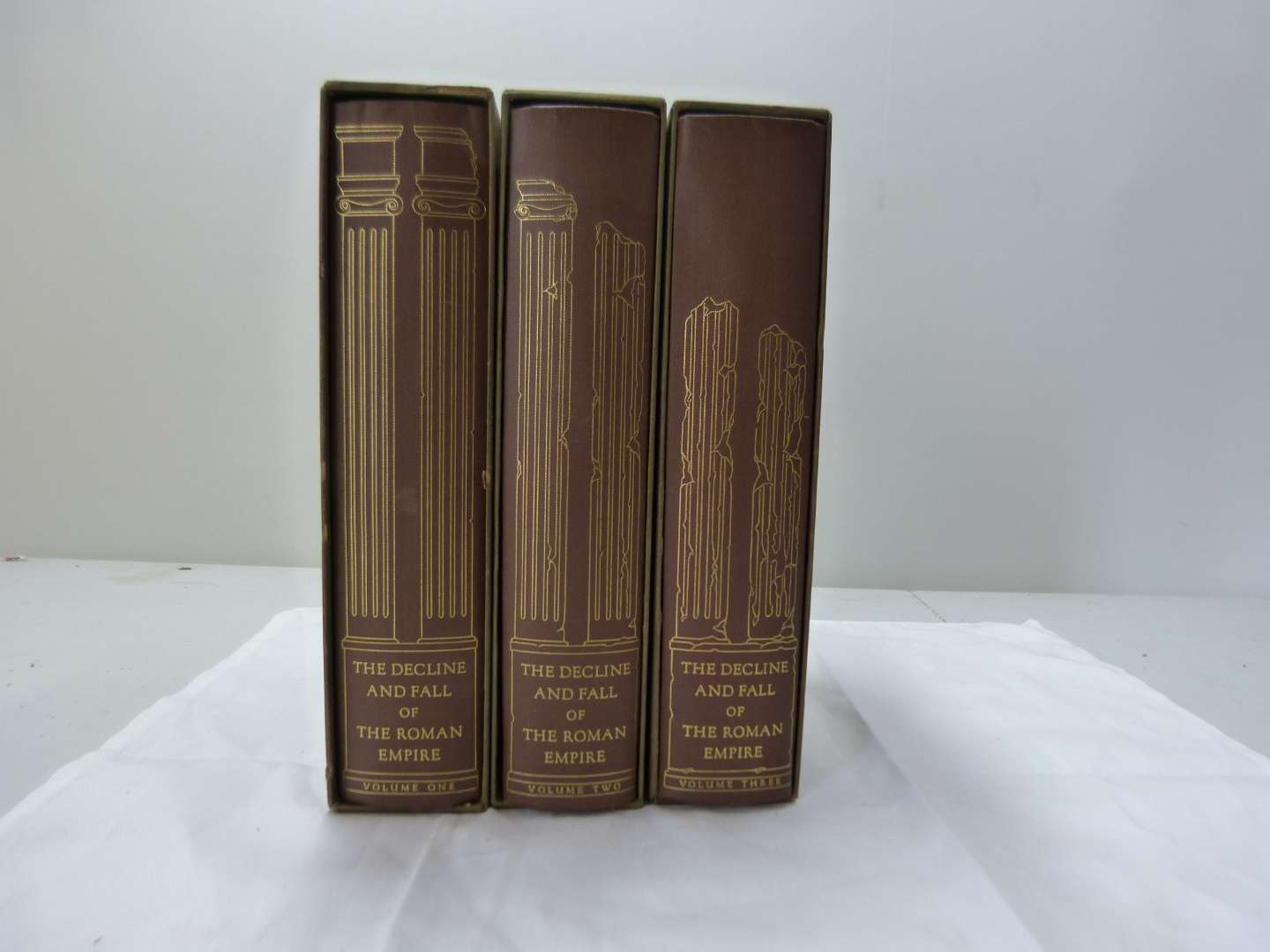 Lot # 190  Great lot of antique books