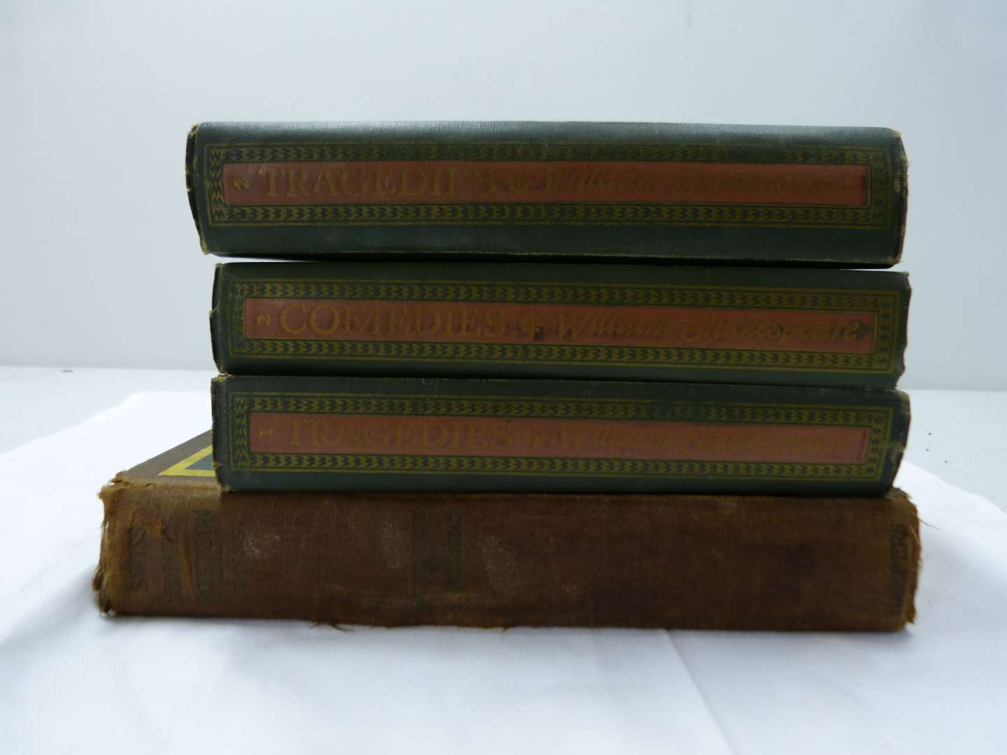 Lot # 192  Great lot of antique books