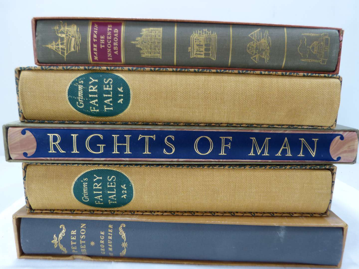 Lot # 197  Great lot of antique books