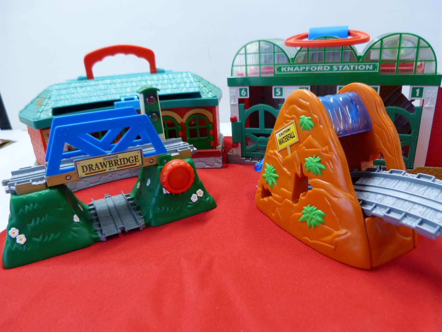 Lot # 212  Collection of Thomas the Train