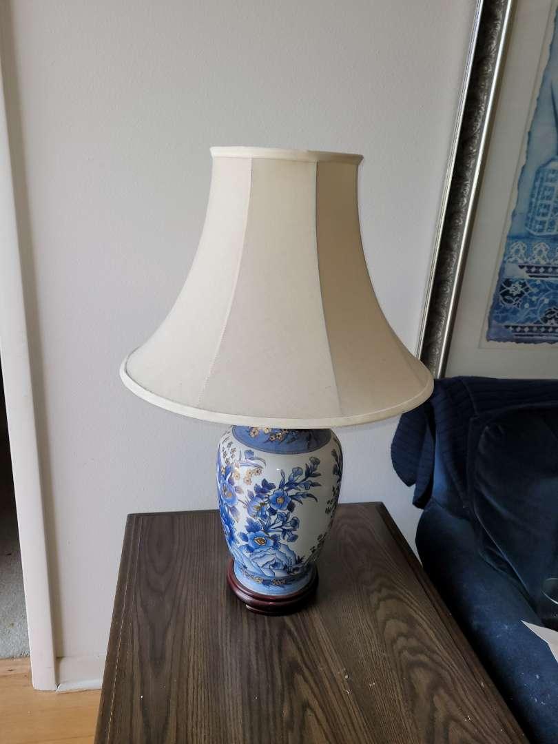 Lot # 12 Beautiful Table Lamp