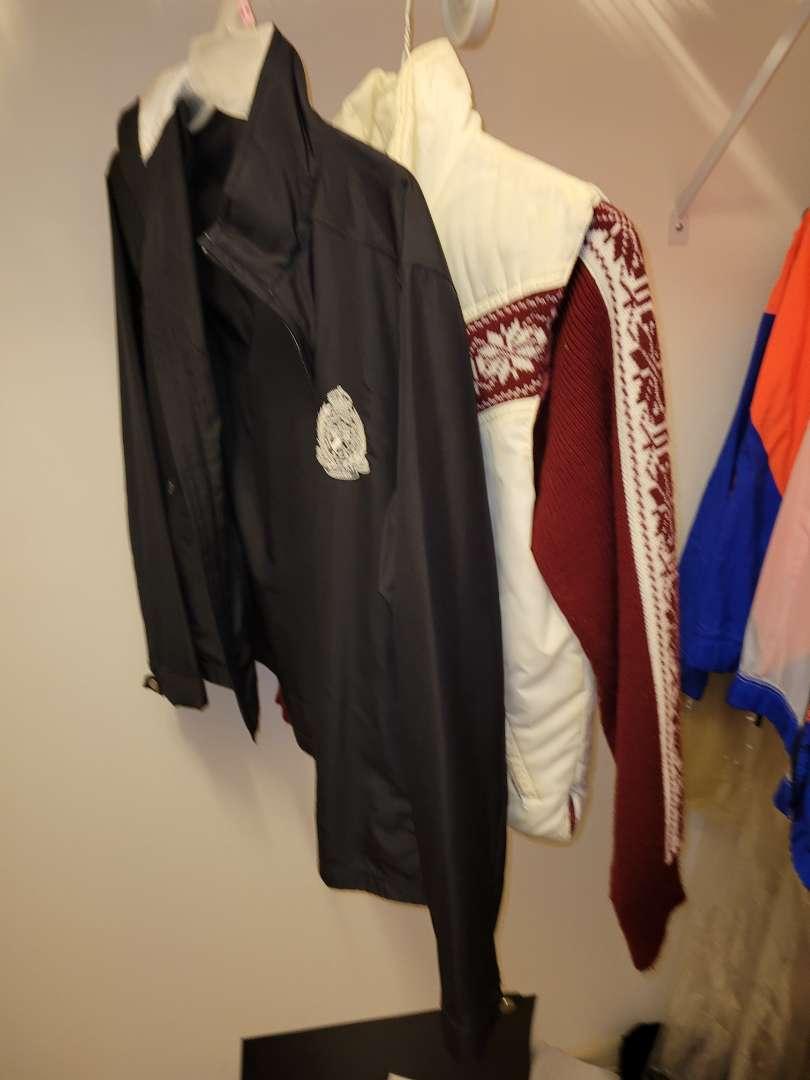 Lot # 35 (2) Jackets