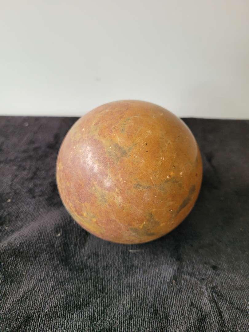 Lot # 69 Marble Sphere