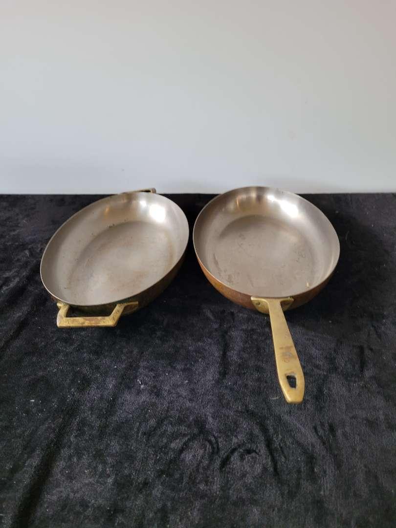 Lot # 91 Limited Edition Paul Revere Copper Pans