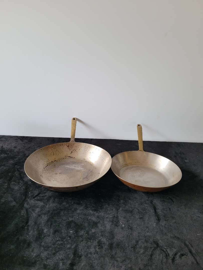 Lot # 92 Limited Edition Paul Revere Skillet & Frying Pan