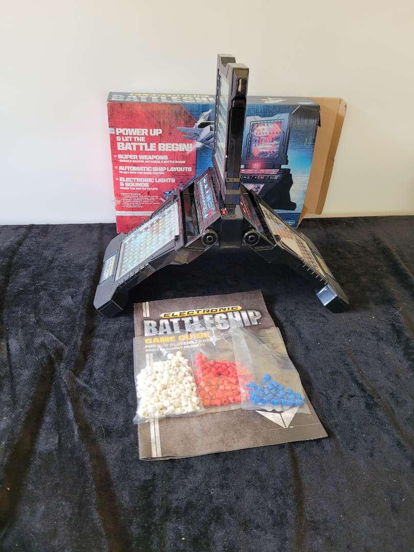 Lot # 120 Electronic Battleship
