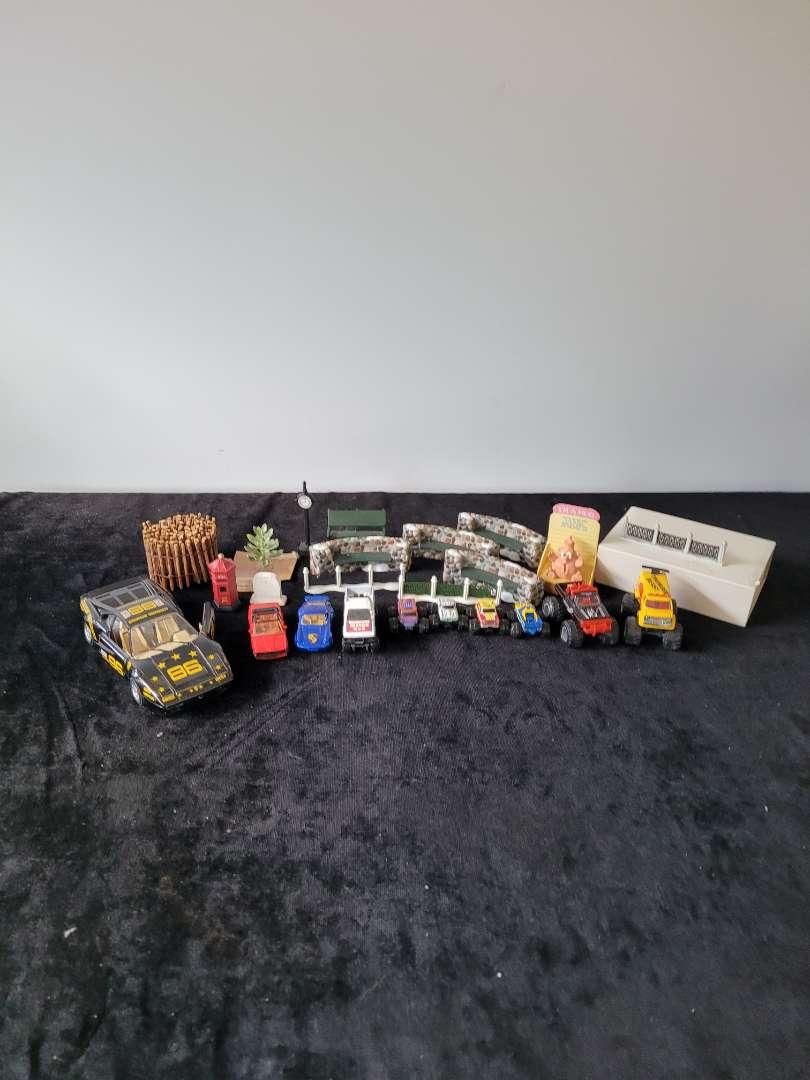 Lot # 127 Kids Toys